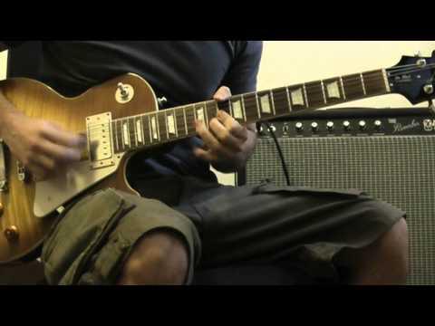 Janis Joplin - Summertime (guitar cover)