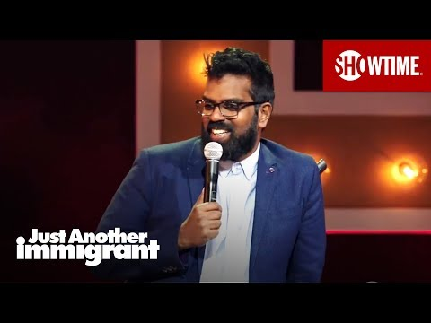 'Toilet-Trained' Sneak Peek | Just Another Immigrant: Romesh at The Greek | SHOWTIME