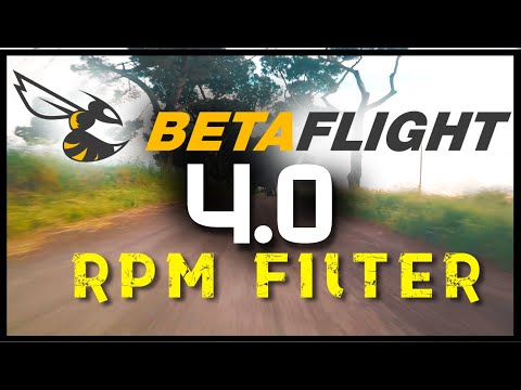 Davide FPV - BETAFLIGHT 4.0 and RPM Filter test flight | Holybro Kakute F4 + Tekko 32 35a 4in1