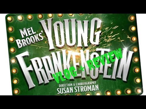 Young Frankenstein!!! 1st Preview!