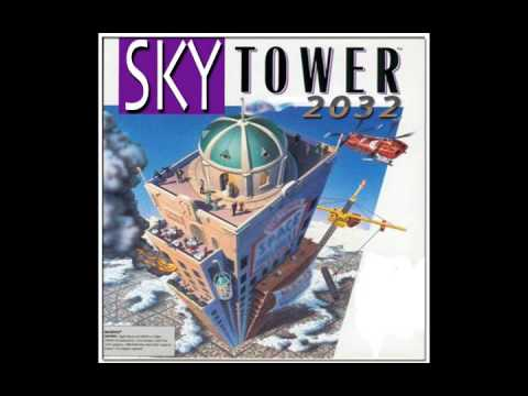 Metallic Ghosts - SkyTower 2032 (FULL ALBUM)