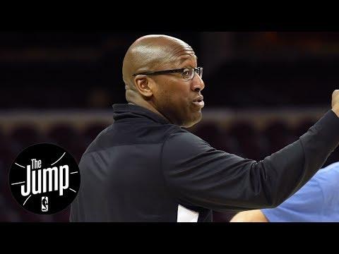 Should Mike Brown Pursue Head Coaching Job?   The Jump   ESPN