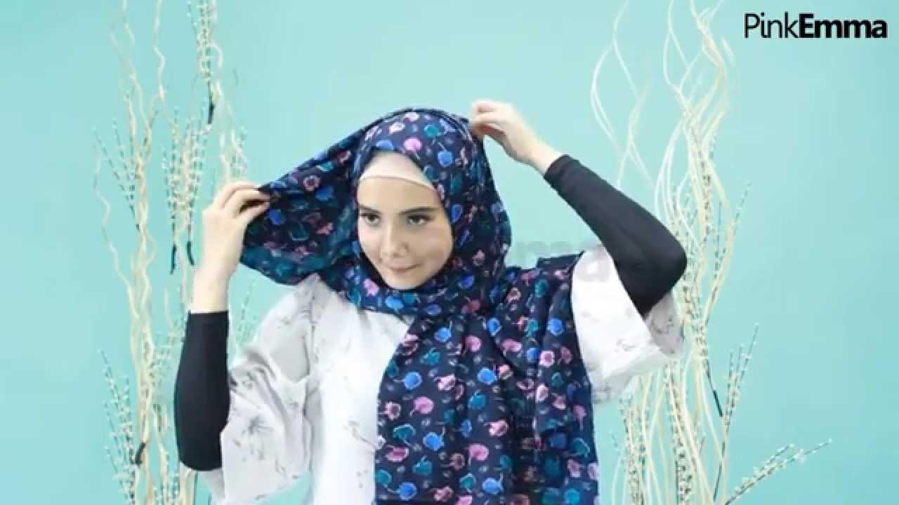 Tutorial Hijab Zaskia Sungkar Syari Tanpa Pentul YouTube