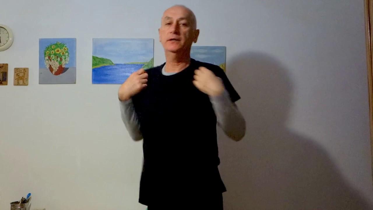 Лфк для плечевого сустава видео смотреть ложный сустав лечение верхней конечности