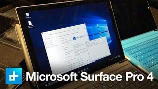 microsoft surface pro 4 hands on