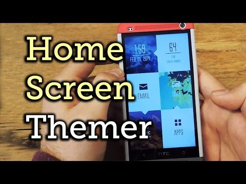 How to Install Hundreds of Custom Themes on Your HTC One
