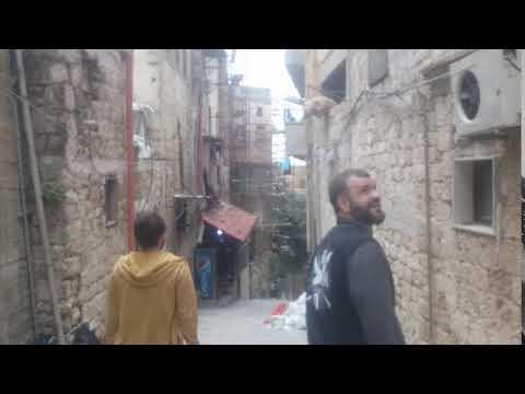 Walking around Tripoli, Lebanon
