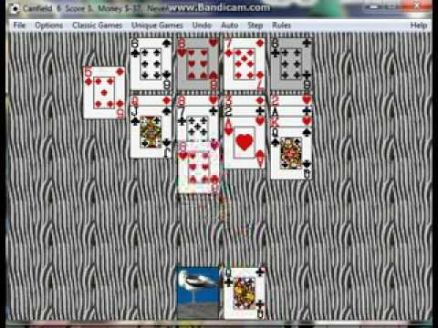 Fun Solitaire: Canfield