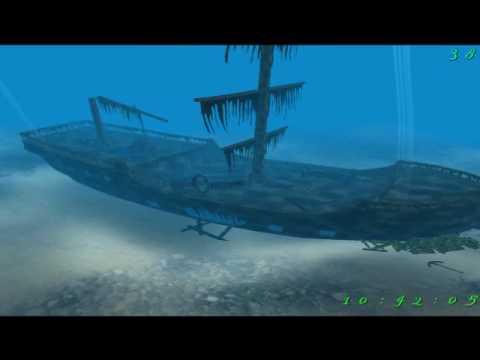 pirate ship screensaver astrogemini youtube