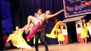To Much Hot dance on Stage by Chanda Dahal and James BC || Perfect Super Dance