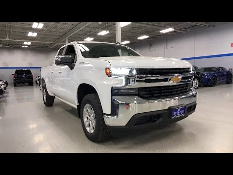2019 Chevrolet Silverado 1500 Lake Bluff, Lake Forest, Libertyville, Waukegan, Gurnee, IL C19934