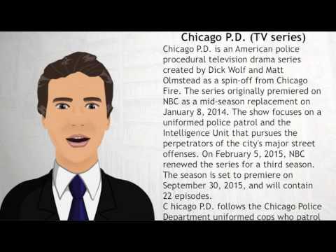 Chicago P D  TV series - Wiki Videos