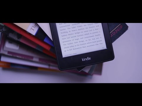 Why I Prefer Kindle Paperwhite - Review