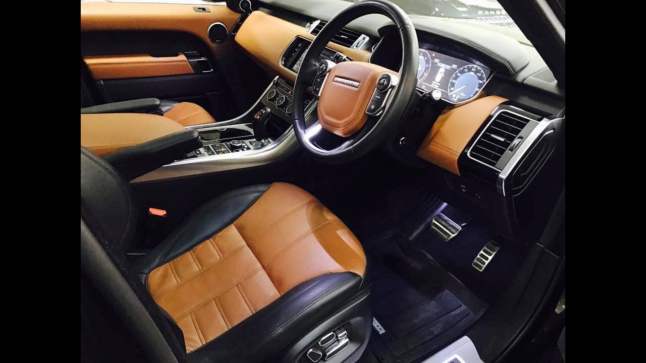 Range Rover Sport Suv From Pakistan Walk Around Youtube