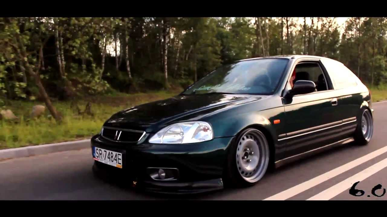 honda civic ej9 slammed nico youtube. Black Bedroom Furniture Sets. Home Design Ideas