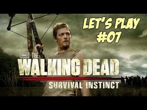 [Lets Play] The Walking Dead : Survival Instinct  | Enfin une arbalète !  [HD] [Fr]