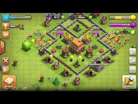 Clash of clans Apple Mac: Making LJY Gaming rage quit clash of clans!!!!!