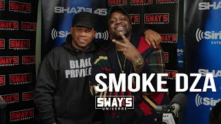 Smoke DZA & Pete Rock Interview on Sway in the Morning