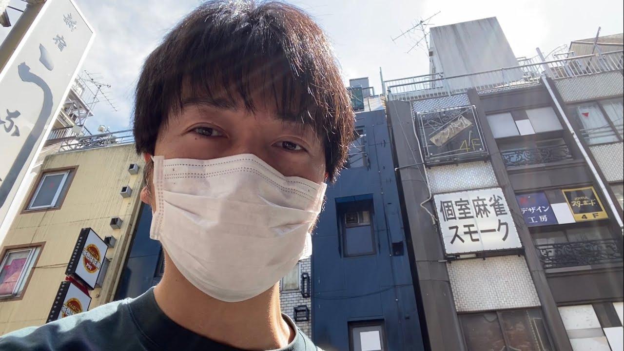歌舞伎町の雑居ビルにある個室雀荘でプロとネット麻雀の強者と勝負をしてきた