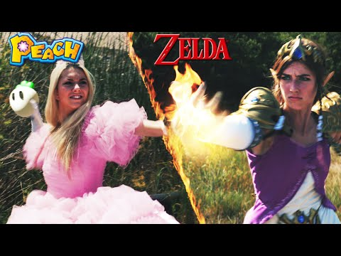 Zelda vs Peach