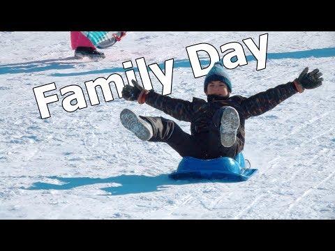 Family Day   Amberlea Park   Pickering Ontario