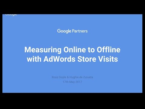 Elevenses - Measuring online to offline with store visits (17.05.2017)