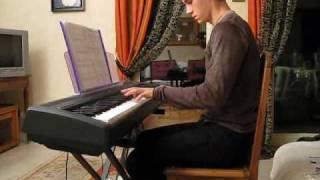 NCIS Theme piano
