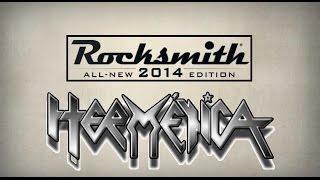 Rocksmith 2014 - Hermética - Tu eres su seguridad