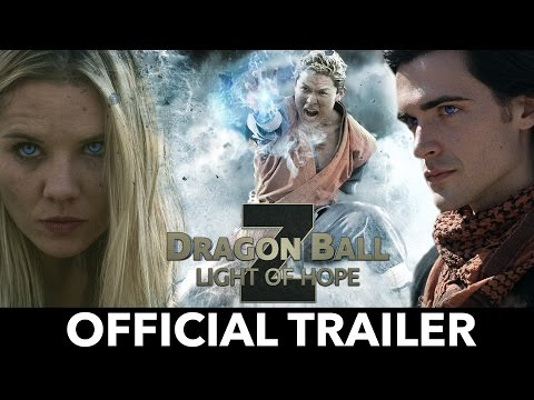 OFFICIAL TRAILER - DRAGON BALL Z: LIGHT OF HOPE