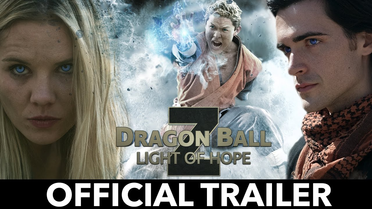 Download OFFICIAL TRAILER - DRAGON BALL Z: LIGHT OF HOPE