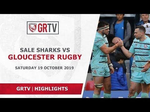 HIGHLIGHTS   Sale Sharks v Gloucester