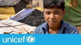 Rohingya Refugee Crisis: Nur's Story | UNICEF