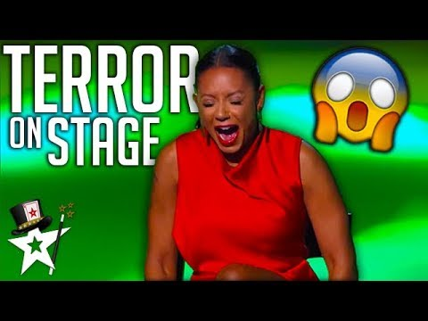 MOST SCARY Magic Auditions | Magicians Got Talent