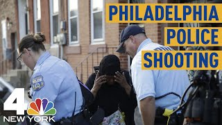 At Least 6 Police Officers Shot in Philadelphia | NBC New York