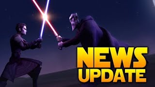 NEWS UPDATE: How Heroes Are Made + Hints For Grievous, Dooku, Anakin & Obi-Wan - Battlefront 2