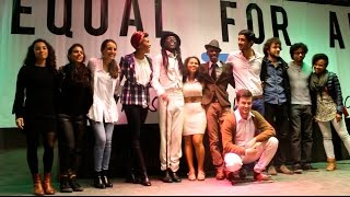 CONCERT EQUAL FOR ARTISTS 2 & IMANY REPORTAGE