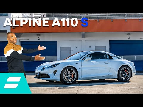 Alpine A110S road and track review: More power, less fun?
