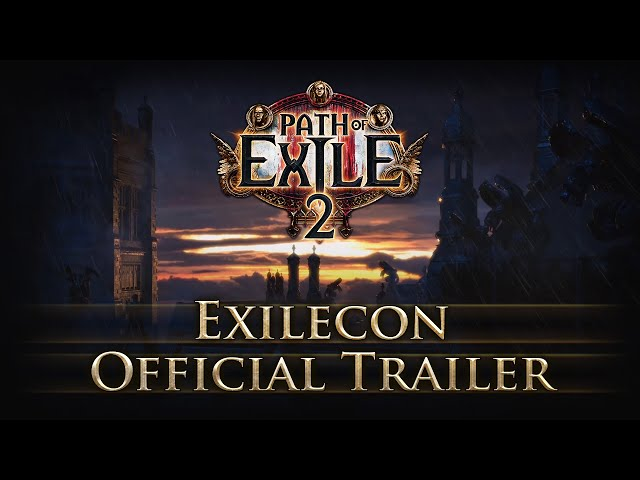 Path of Exile 2 Official Trailer