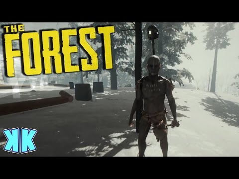 The Forest   WHY WON'T YOU LEAVE ME ALONE!?   Gameplay   S2 EP7