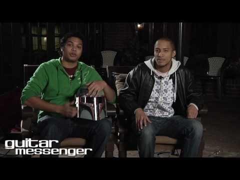 Marc Okubo & Misha Mansoor Interview Part 1: GuitarMessenger.com