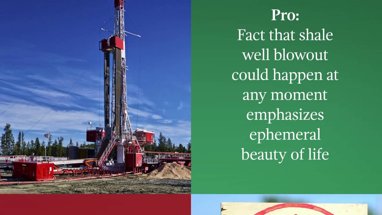 The Pros And Cons Of Fracking - YouTube