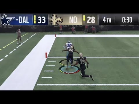 Madden 18 Top 10 Plays of the Week Episode 24 - Dallas Cowboys CHOKE in SHOCKING FASHION!