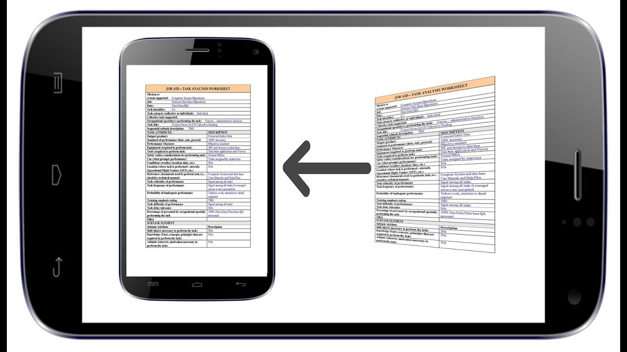 android phone scan to pdf