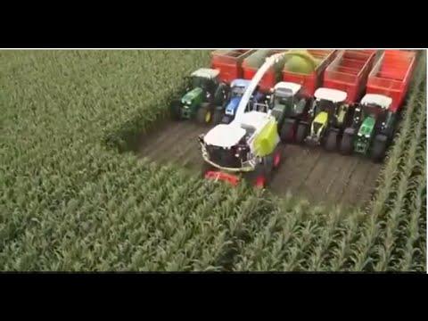 Tarımda Son Teknoloji Bir Haftalık İş Birkaç Saatte Bitti