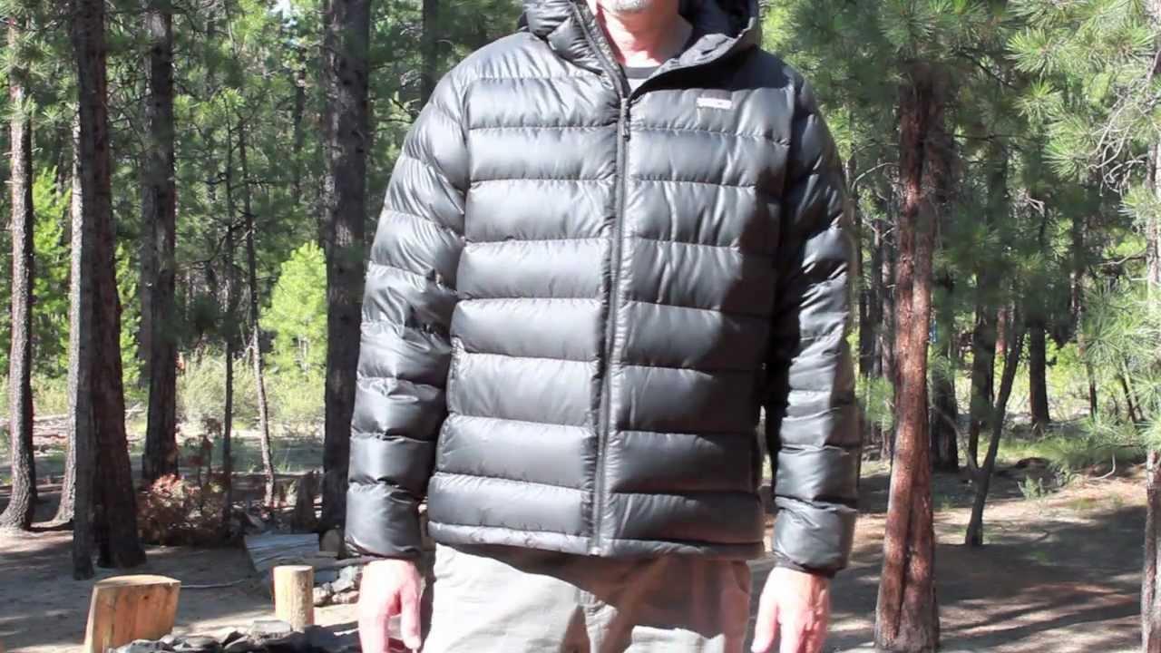 Patagonia Mens Hi Loft Down Sweater Hoody Youtube