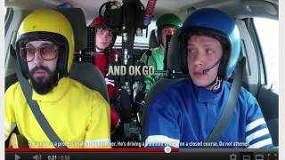 OK Go & Chevy Sonic - Needing/Getting Music Video Trailer