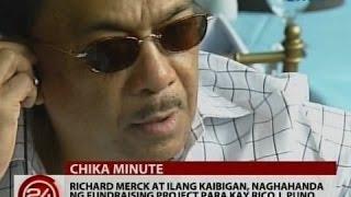 Richard Merck at ilang kaibigan, naghahanda ng fundraising project para kay Rico J. Puno