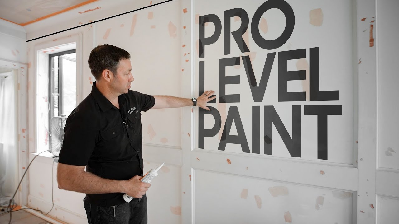 The 4 P's of Perfect Paint