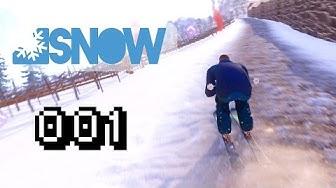 DAS BESSERE STEEP !? - Let's Play SNOW Gameplay #001 [Deutsch / German]