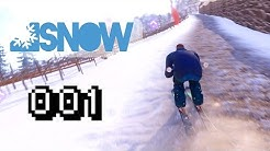 DAS BESSERE STEEP !? - Let's Play SNOW Gameplay #001 [Deutsch / German]